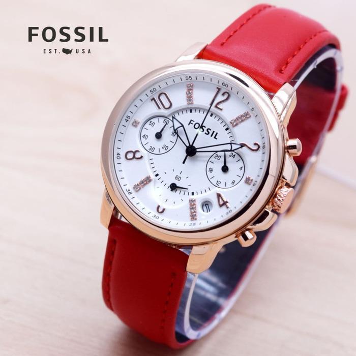Jam tangan wanita Fosil crono