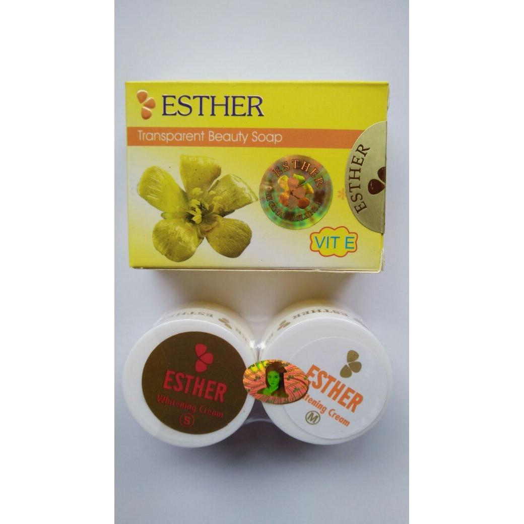 Harga Esther Whitening Cream Original Paling Murah