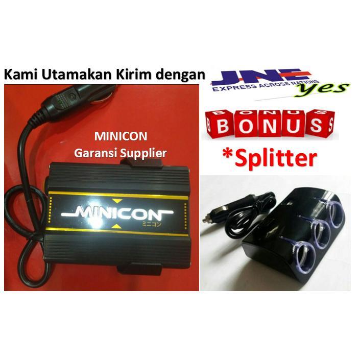 PROMO!!! Minicon (Alat Penghemat BBM & Car Stabilizer)