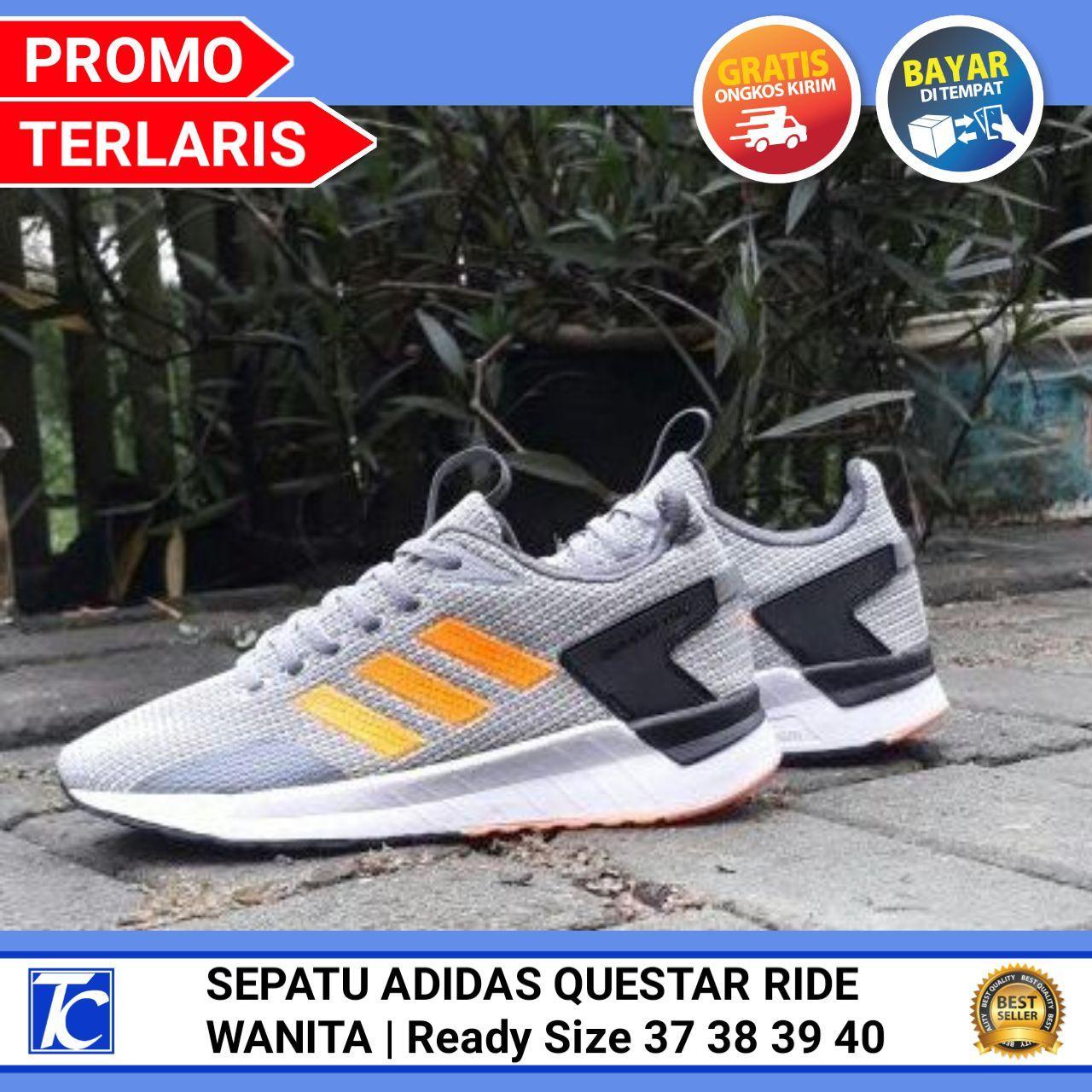 Cek Harga Baru Sepatu Sneaker Adidas Olahraga Lari Joging Pria ... 465e0c1767