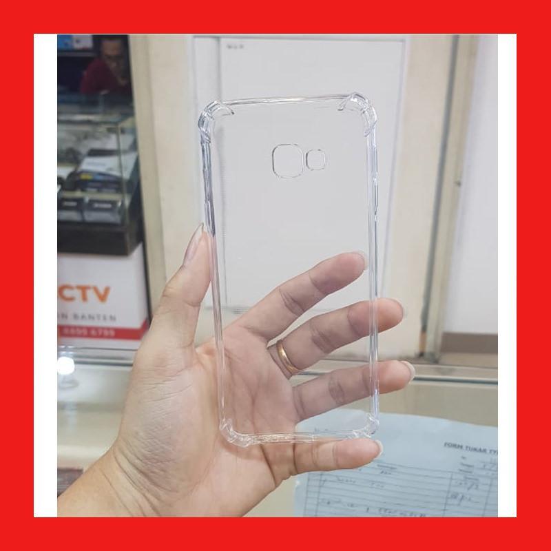 Anti Crack TPU Soft Case Casing for Samsung Galaxy J4 Plus