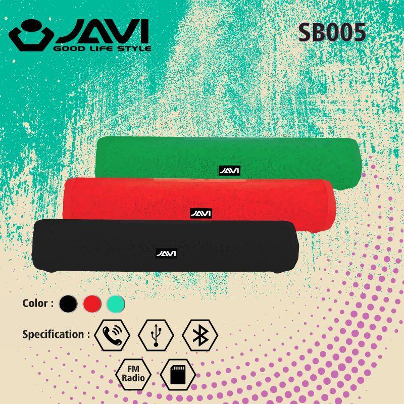 Detail Gambar Javi SB-005 Portable Bluetooth Speaker Terbaru