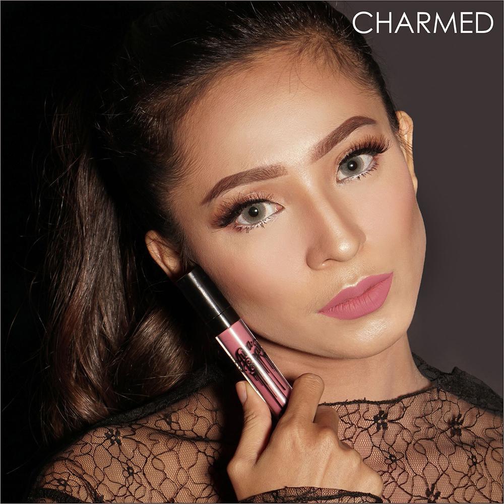 Features Emina Cream Matte Lipstik Lipcream 03 Mauvelous Dan Harga Aura Beauty Exclusive Charmed