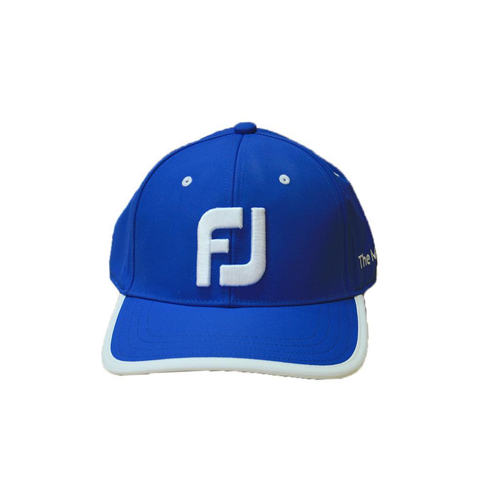 Footjoy Golf Caps HM FJ Basic - Topi Golf