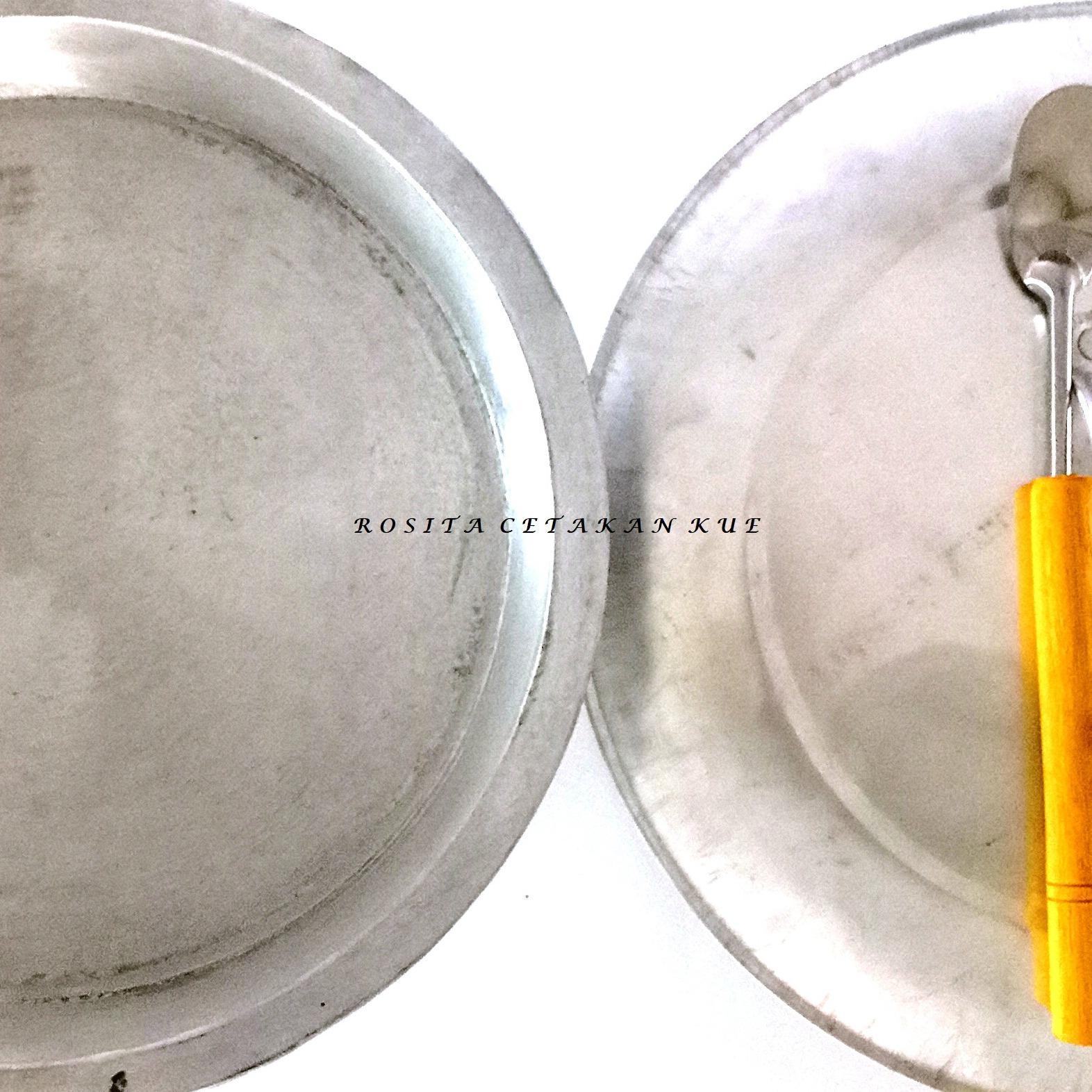 Tips Beli Eddy Rosita Cetakan Kue Terang Bulan Martabak Manis 24 5Cm Tbj Dan Tutup