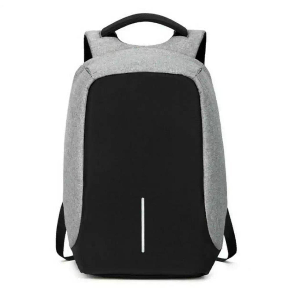 Cek Harga Baru Key Bag Tas Selempang Anti Maling Pria Slim Fit Thief Water Proof Smart Crossbody Ransel 0318 18 Inchi Grey