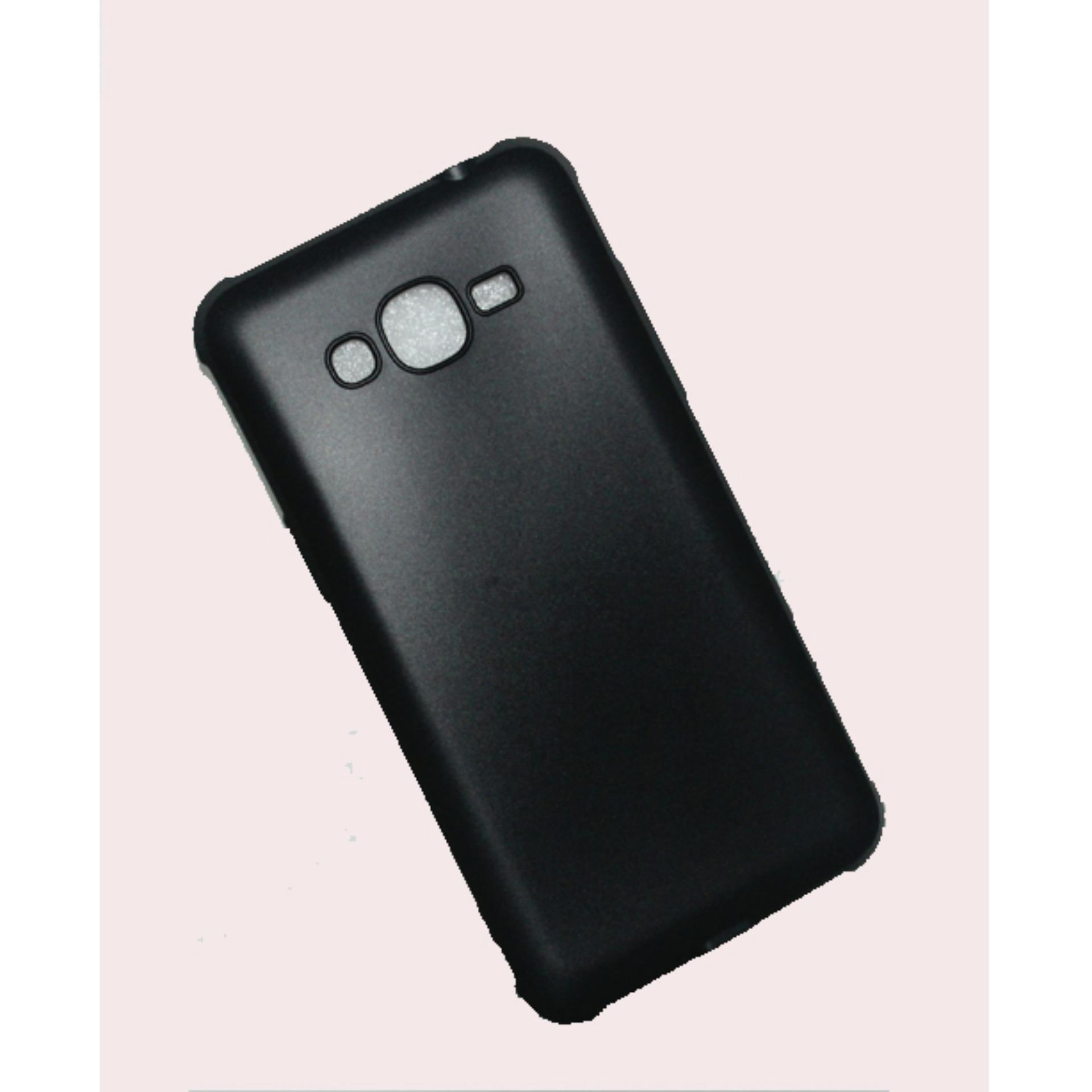 Anti Crack Shock Proof Softcase Silicone For Samsung Galaxy J2 Wanky Silikon Prime Barokah Premium Slim Black Matte Shockproof Case Sm