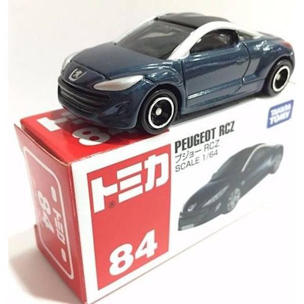 Tomica Series No 84 Peugeot Rcz Blue - 5Ysghb