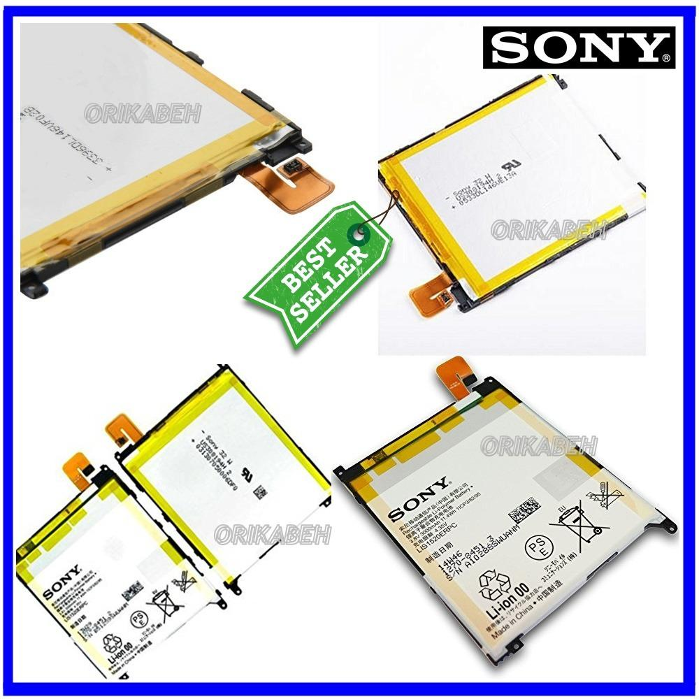 Sony Baterai / Battery XL39H For Sony Xperia Z Ultra Original - Kapasitas 3000mAh ( orikabeh )