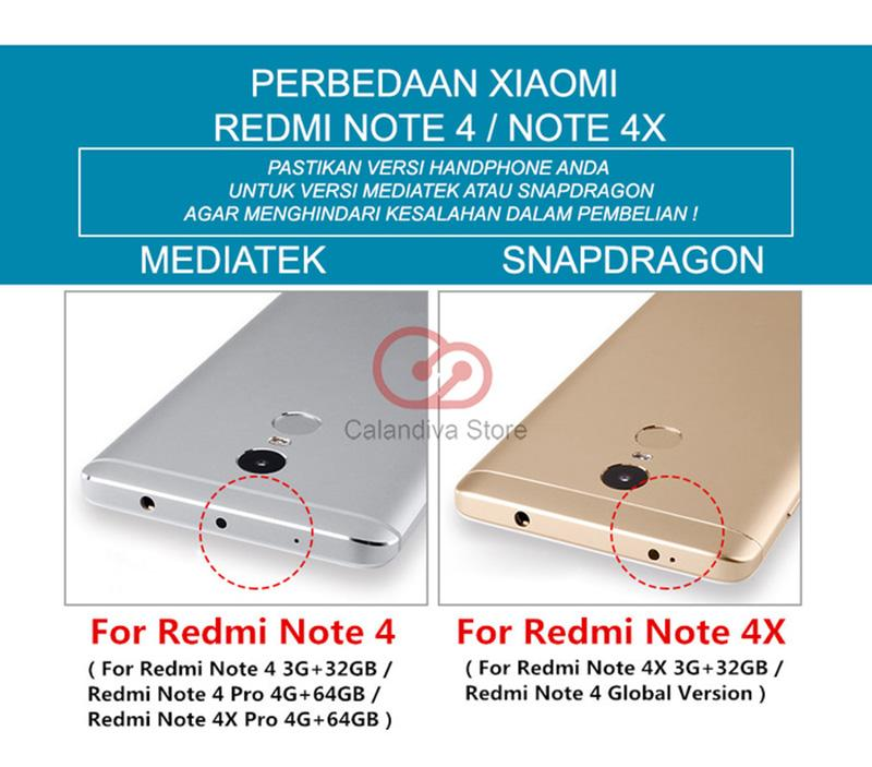 Spesifikasi dari Calandiva Dragon Shockproof Hybrid Case for Xiaomi Redmi Note 4 Mediatek , Redmi Note