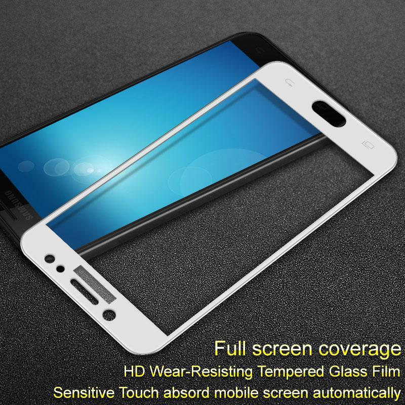 Fitur 2pcs For Galaxy J4 2018 Tempered Glass Screen Protector Film
