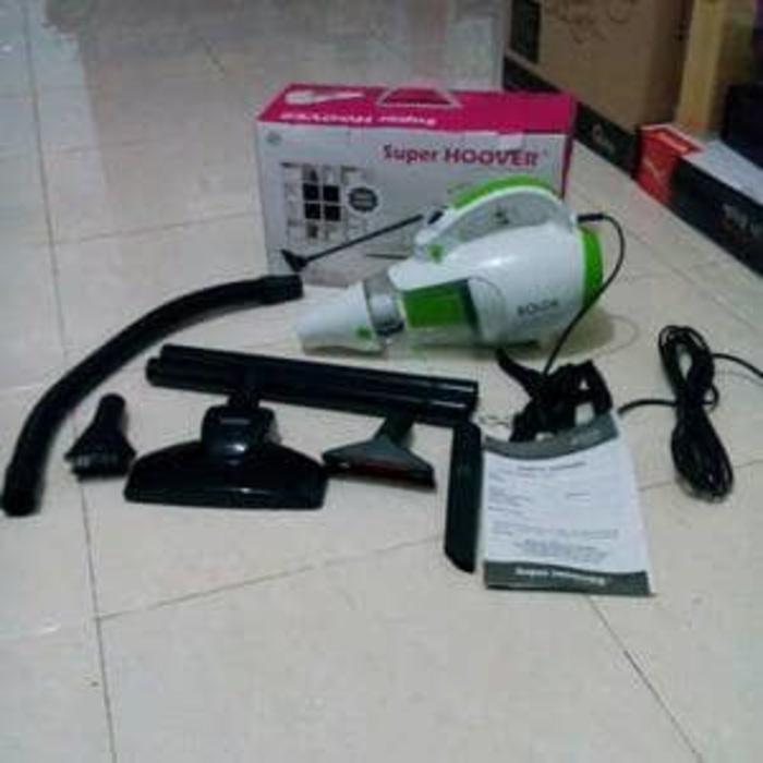 ... VACUM CLEANER SUPER HOOVER BOLDE ORIGINAL Vacuum Penyedot Debu - BIRU ||| vacum cleaner