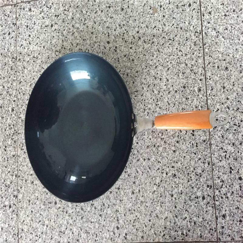 Dimasak Wajan Kompor Listrik Kompor Gas Panci Masak Lapisan Bulat Bawah