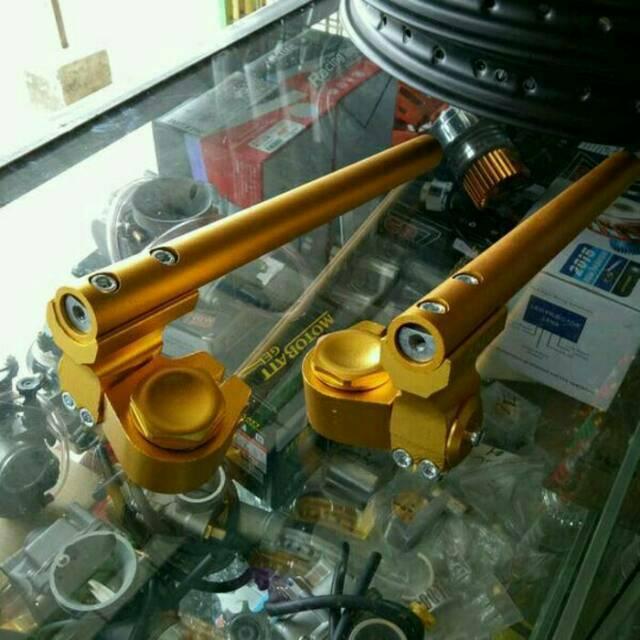 Stang Jepit Universal Stelan By Hms Motor.