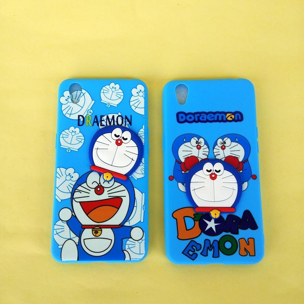 Softcase Doraemon 3D Oppo Neo 9/ A37 - Luxury