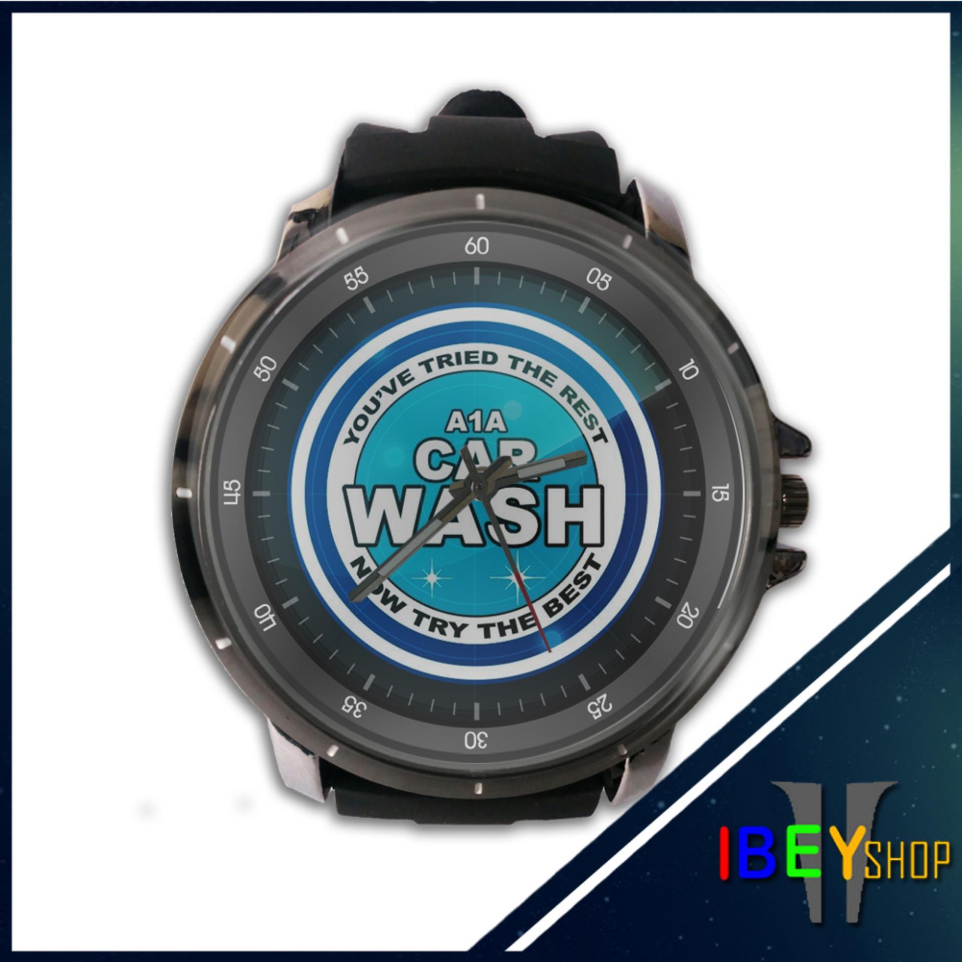 Jam Tangan Custom Breaking Bad A1A Car Wash