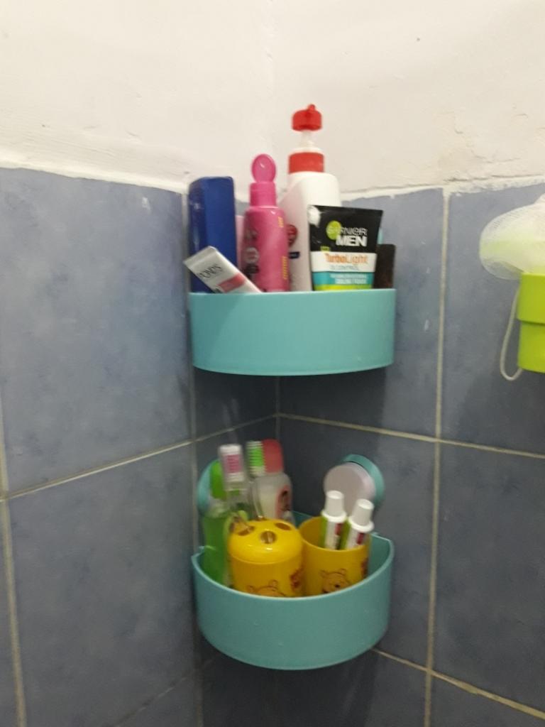 Rak Tempat Sabun Kamar Mandi Bathroom Shelves ...
