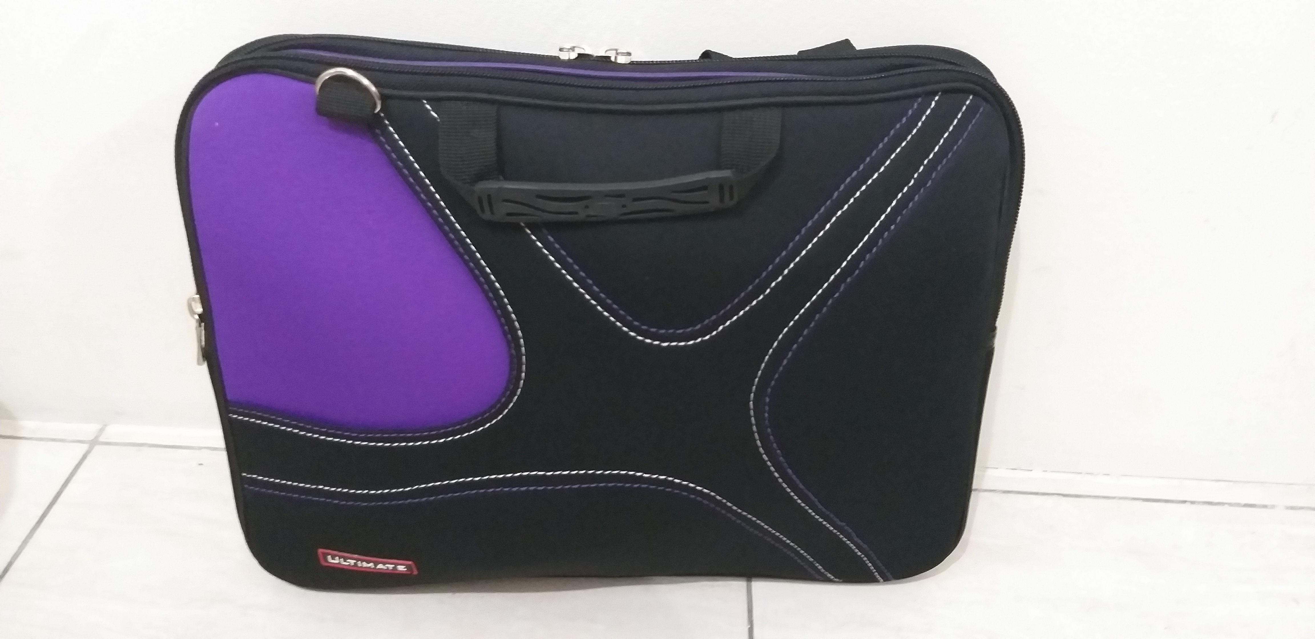 Ultimate Tas Laptop Jinjing / Cover Laptop / Laptop Case / Bag Cover / Softcase /