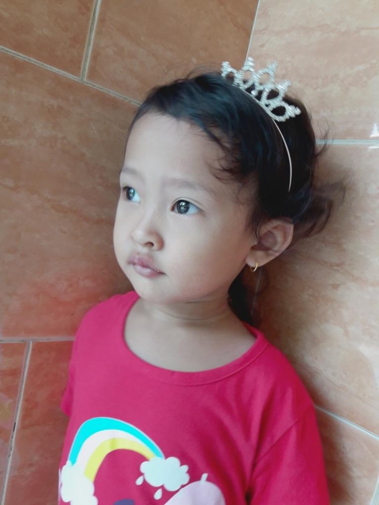 Berlian Imitasi Putri Mahkota Tiara Headband Rambut Band untuk Anak Anak Gadis-Intl | Lazada Indonesia
