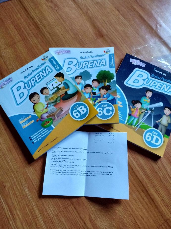 Kunci Jawaban Bupena Kelas 6 Jilid 6a - Guru Galeri