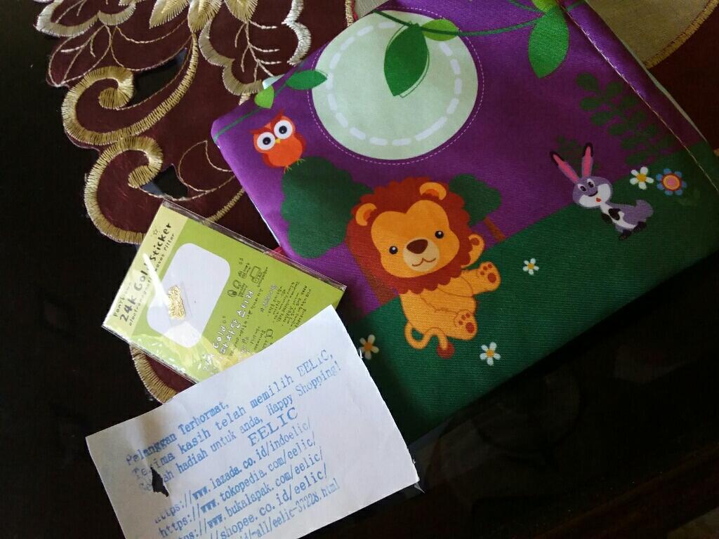 EELIC AYI-BU05 NUMBERS BABY BOOK MAINAN BUKU BAYI KAIN | Lazada Indonesia