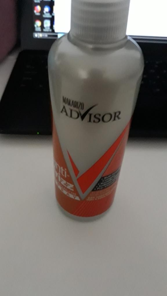 Makarizo Anti Frizz Spray Advisor - Perawatan Untuk Rambut Kering & Rusak - 240ml | Lazada Indonesia