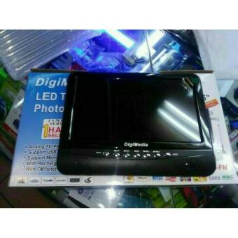 sony tv 36 inch. tv lcd portable digimedia 9,5 inch include batere charge sony tv 36