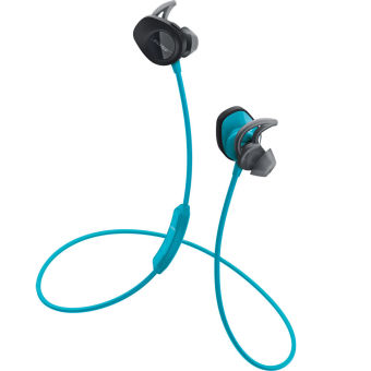 bose headset. bose soundsport wireless headphones - aqua headset