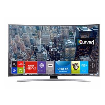 samsung 40 inch smart tv. samsung 40 inch uhd curved smart led tv ua40ku6300 - free bracket tv