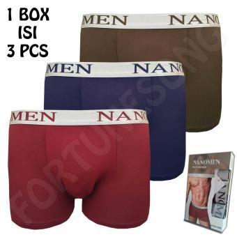 ... Flyman Man Brief Striped Celana Dalamunderwearfm 3105 Multicolor Source Man Terbaru Lazada co id Source Fs&