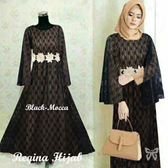 ... Trend Baju Maxi Dress Tangan Panjang Uk L Abu Abu Daftar Update Source abu Lazada Indonesia