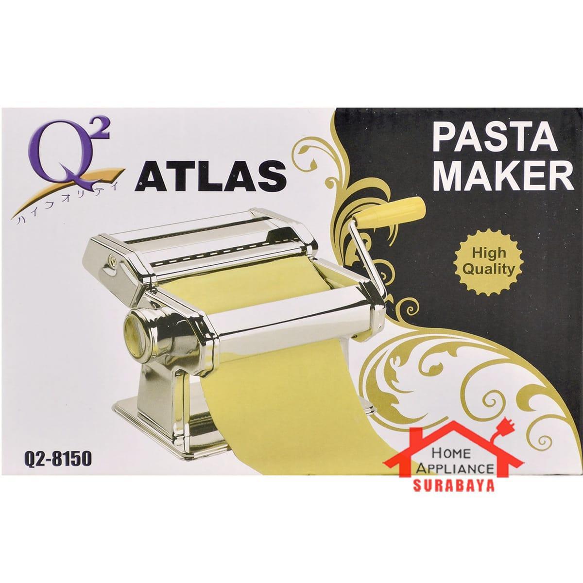 Detail Gambar Gilingan Mie Pasta Maker Gilingan Molen Atlas Original Q2 8150 / Q2-8150 Terbaru