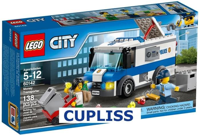 LEGO City 60142 Money Transporter