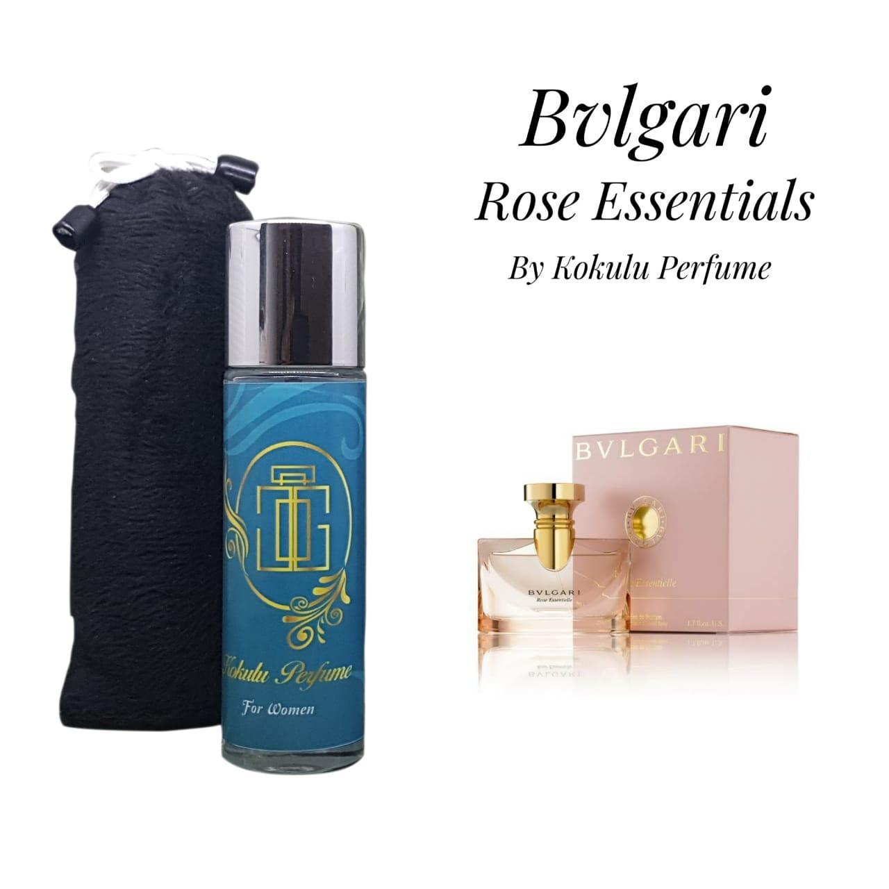 parfum wanita bvlgari rose essensial farfum bulgari rose minyak wangi wanita tahan lama