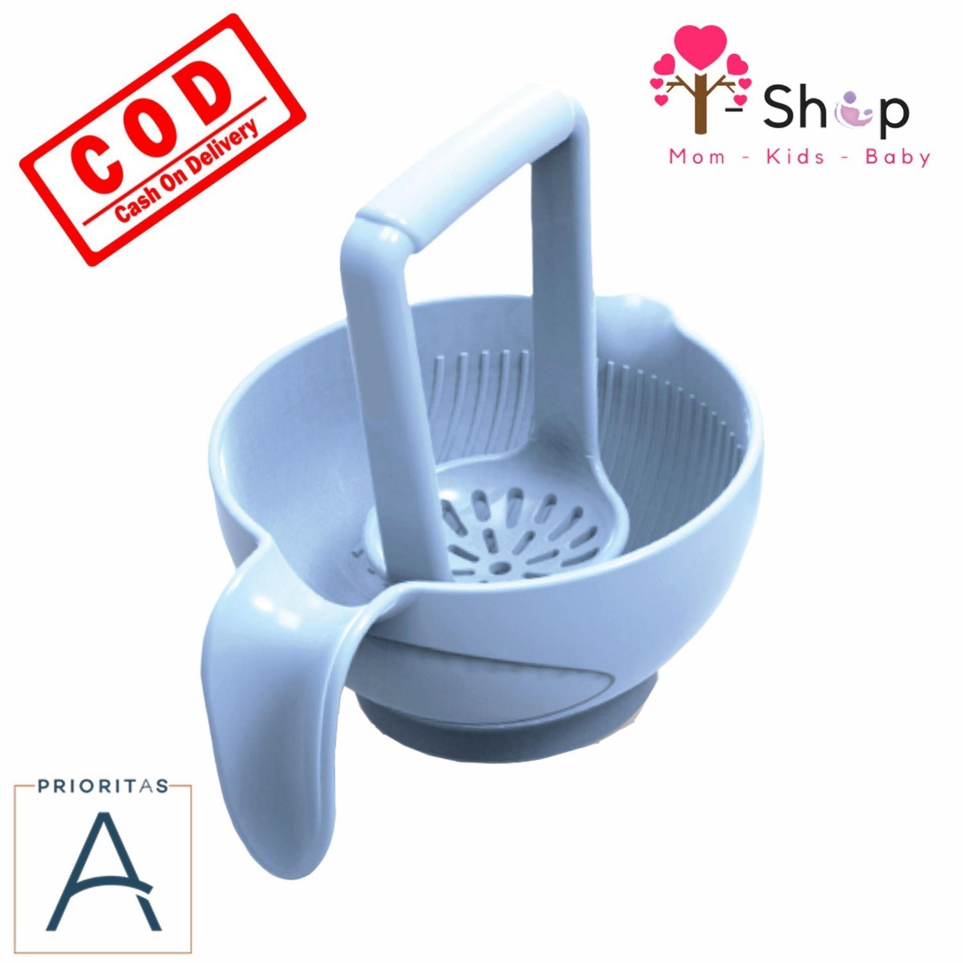 i-shop Baby Safe Food Masher Bowl / Mangkok Pelumat Makanan Bayi / AP008
