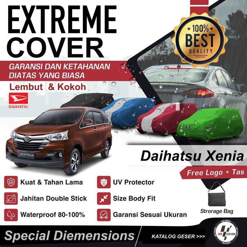 body cover cover mobil sarung mobil daihatsu xenia