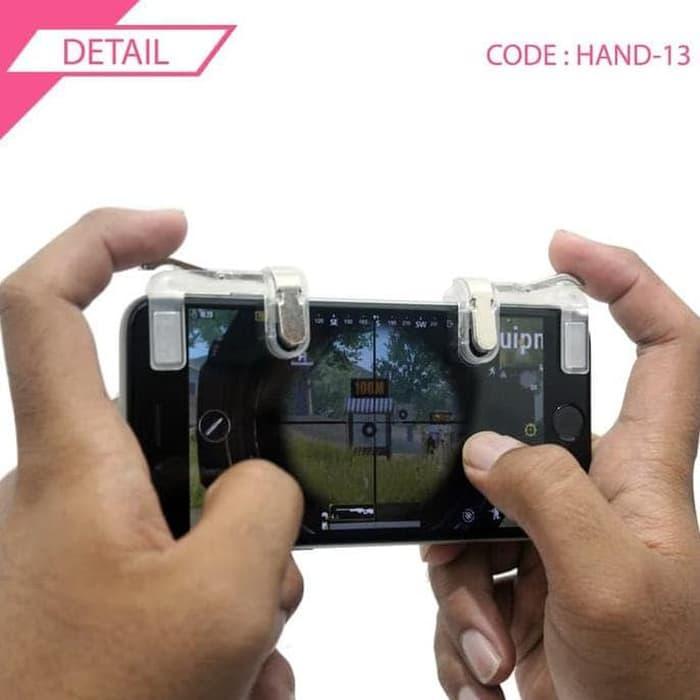 Review L1r1 Controller Gamepad Trigger Joystick Sharpshooter L1 R1