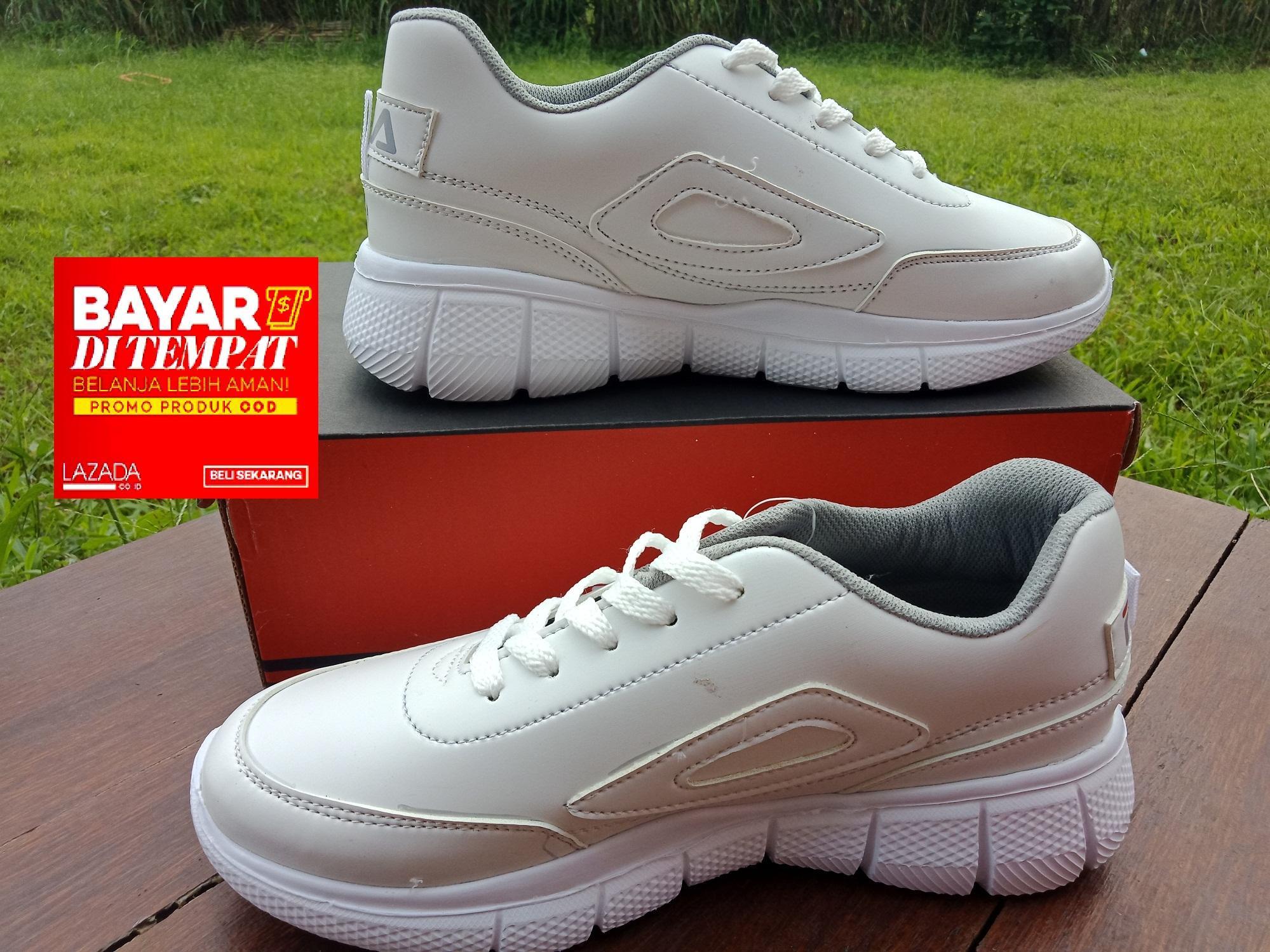 307f9483ba Detail Gambar Sepatu / SEPATU pria BISA BAYAR DI TEMPAT COD FREE ONGKIR /  Fashion pria / Sepatu Casual pria / Sepatu Olah Raga / sepatu terbaik /  sepatu ...