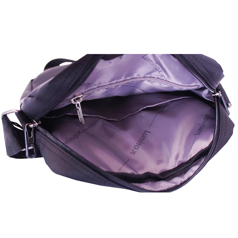 ... Luminox Tas Selempang Sling Bag Tablet Ipad 7 Inch Tahan Air EEFE Hitam - 4 ...