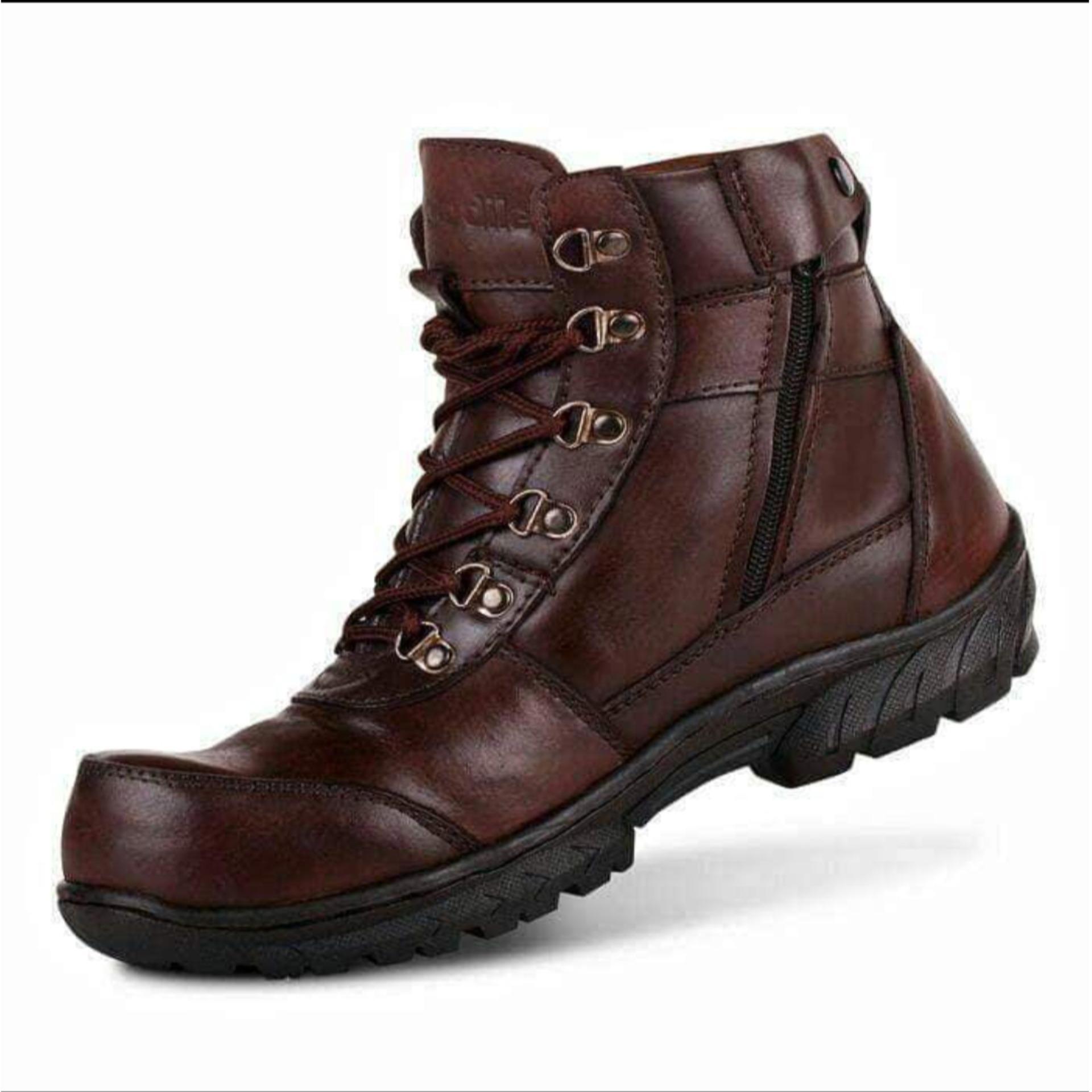 sapatu boots safety kickers zshop
