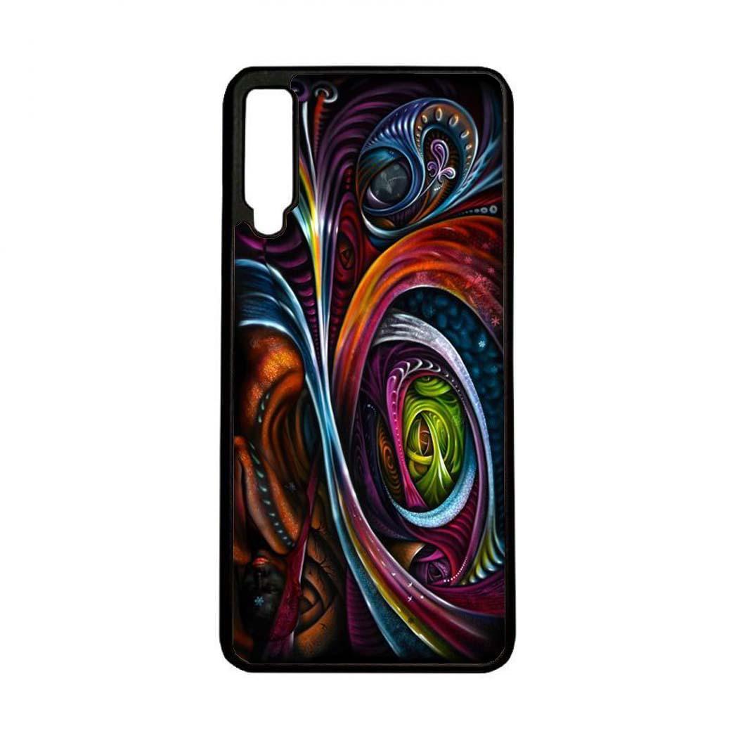 Rajamurah fasion printing case Samsung A7 2018 - 38