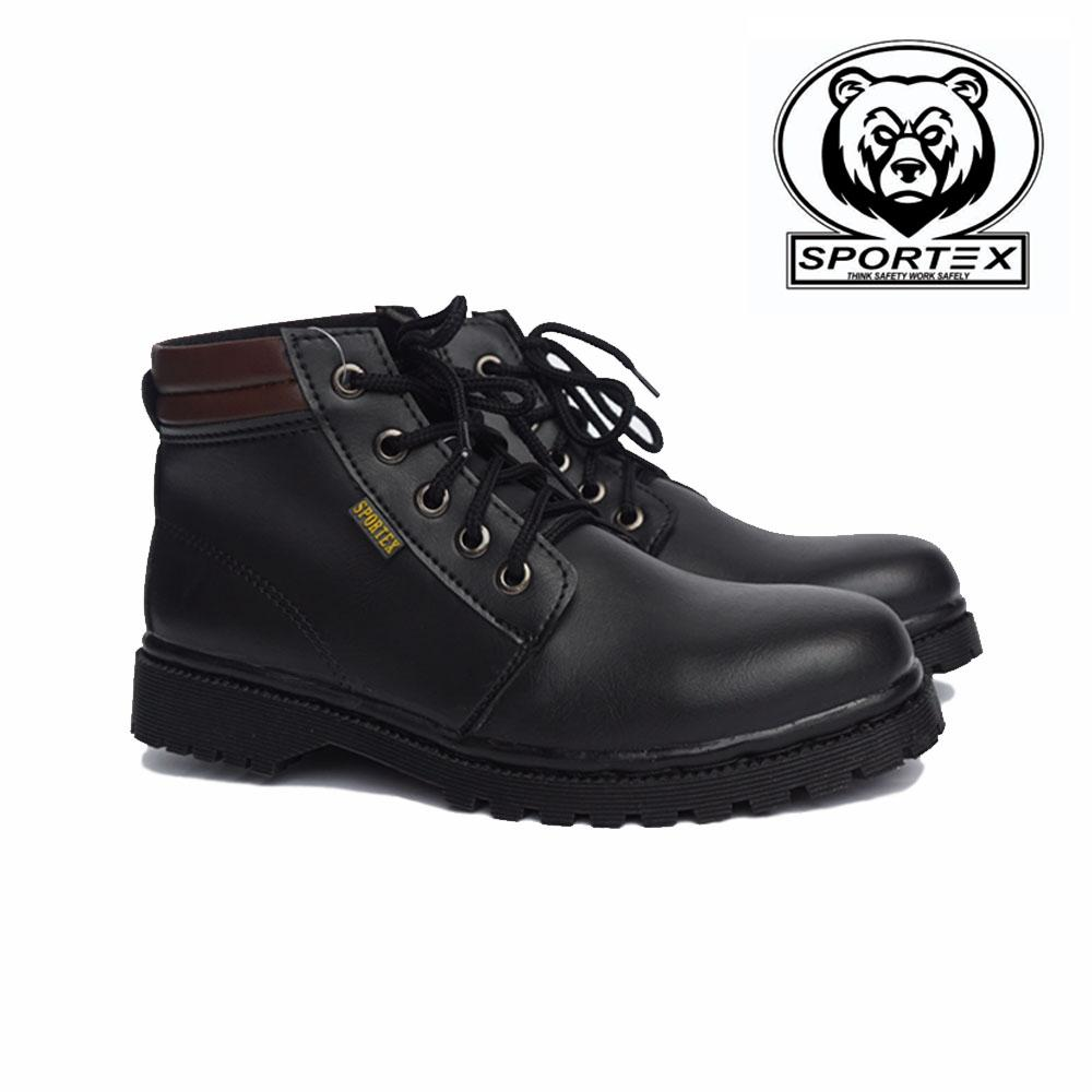 sepatu safety / safety shoes / safety boot by sportex type sleting
