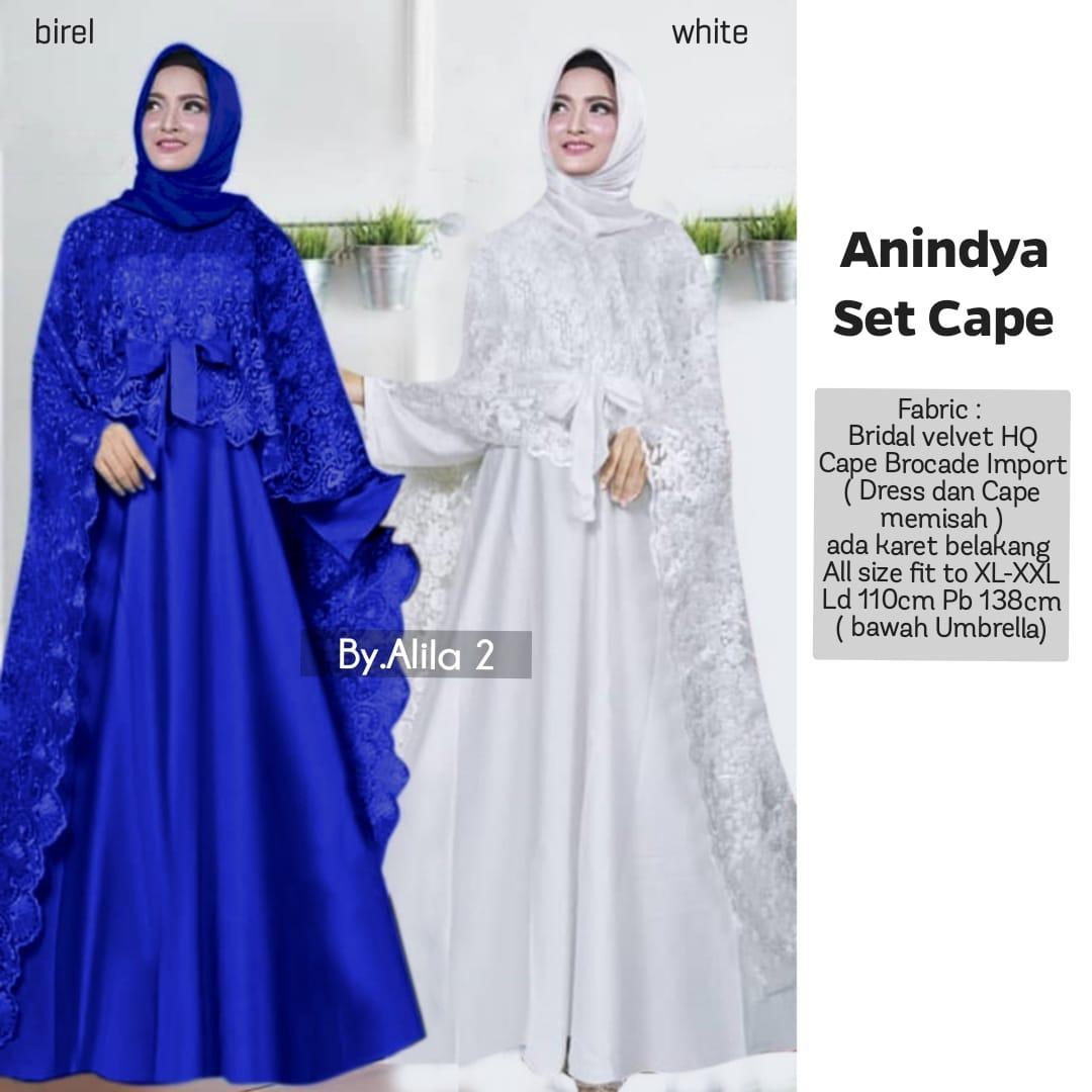 Review Model Bju Gamis Terbaru 2019 Vivian Scuba Import Dress