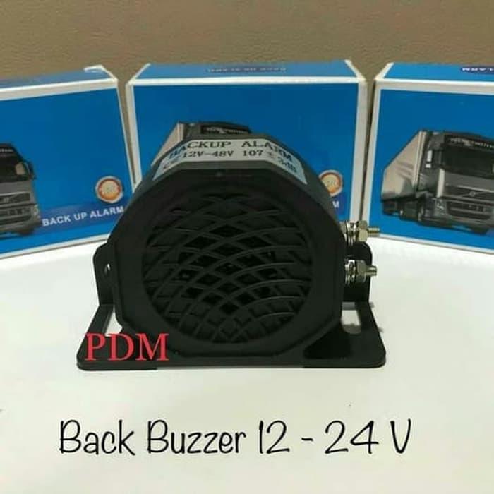 alarm mundur back up alarm 12-24v back buzzer