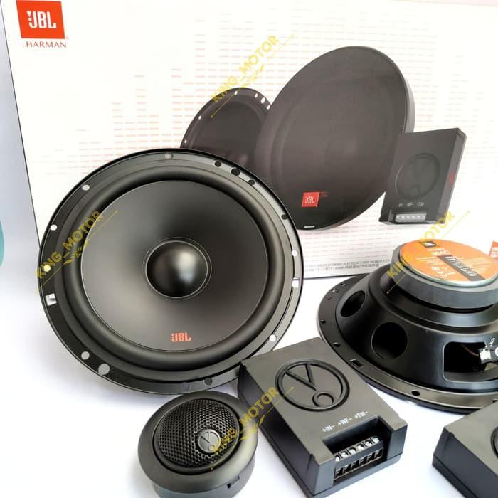 speaker split jbl stage 2604c