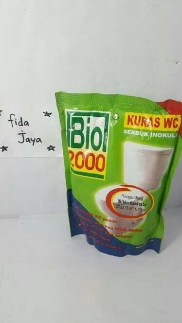 Terbaru - Bio 2000 Kuras Wc - ready stock
