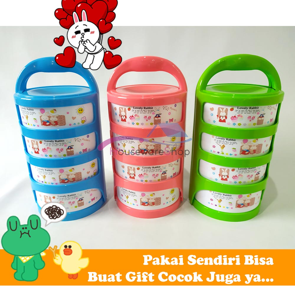 rantang lunch box hommy nikita susun 4