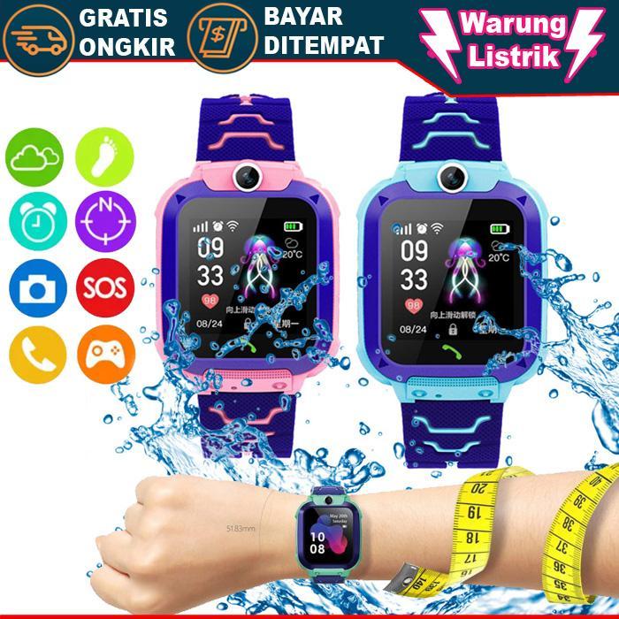 bisa cod –  smartwatch imoo bahasa  super diskon asli dennos jam tangan model smartwatch imo/imoo z5 pintar anak watch phone kids z5 anti air waterproof ipx4 bayar tempat diskon – warung listrik