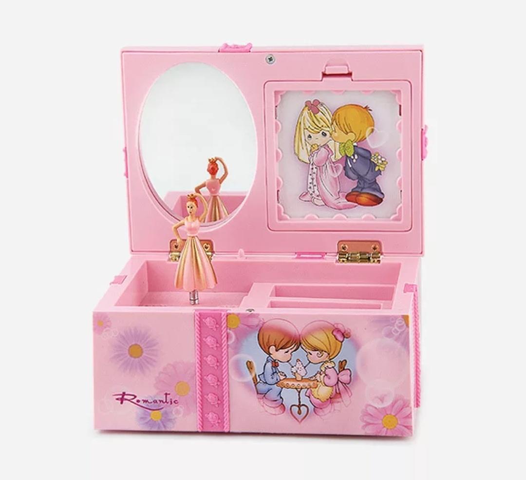 ... Kotak Musik (Music Box) ballerina - 3 ...