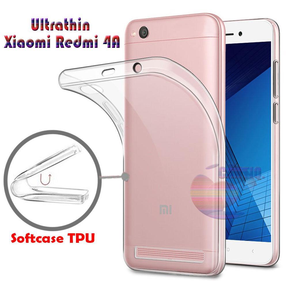 Icantiq Ultrathin Xiaomi Redmi 4A Silikon Xiaomi redmi 4a 0.3mm TPU Softcase Xiaomi Redmi 4A